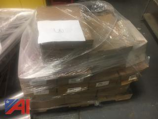 Pallet of Brake Drum and Fan Motor, New/Old Stock