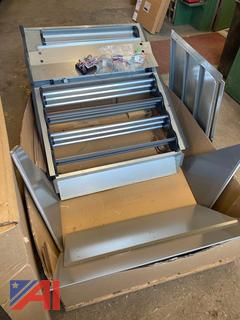 Economizer Damper Assembly