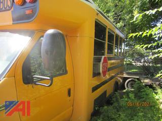 2006 Ford E450 Mini School Bus