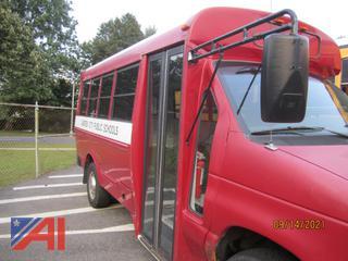 2002 Ford E350 Super Duty Bus