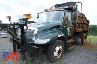 (#584) 2008 International DuraStar 4300 Dump Truck