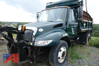 (#576) 2013 International DuraStar 4300 Dump Truck