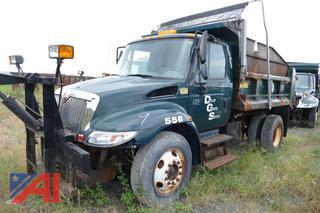 (#558) 2007 International 4200 Dump Truck