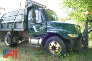 (#574) 2011 International DuraStar 4300 Dump Truck