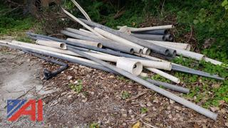 Assorted PVC Pipes