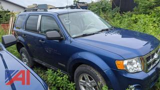 2008 Ford Escape SUV