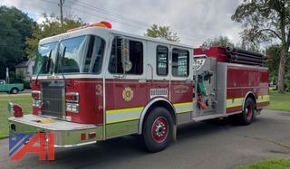 1993 KME/Spartan GA40M-2142 Fire Truck