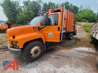2006 GMC 7500 Cab & Chassis (NO GARBAGE BED)