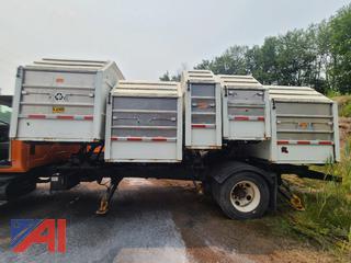 (#15) Kannn Curbside Sort Bins for Recycling