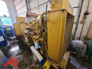 (#17) Caterpillar 3408 350KW Generator
