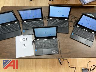 Chromebooks, Lot 3