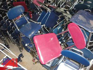 Assorted Student Chairs