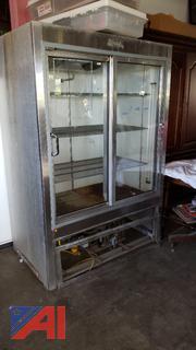 Traulsen Freezer, Pinnacle Cooler, Howard Cooler and Heat Box