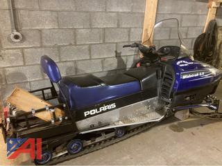 2001 Polaris Wide Trax LX Snowmobile