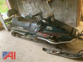 2000 Yamaha VK540 III Snowmobile