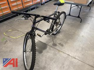 "25"" Mountain Bike"