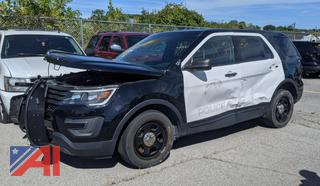 2018 Ford Explorer SUV/Police Package