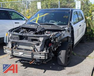 2014 Ford Explorer SUV/Police Package