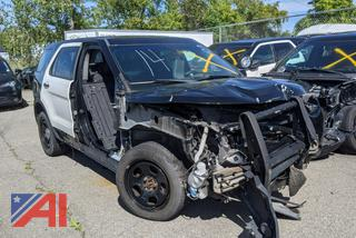 2015 Ford Explorer SUV/Police Package