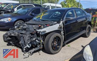 2016 Ford Taurus 4DSD/Police Package