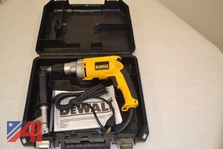 """(#4) Dewalt DW236 1/2"""" VSR Drill"""
