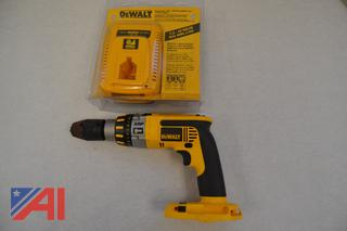 """(#5) Dewalt DC926 XRP 1/2"""" Cordless Hammer Drill and Charger"""