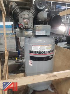 Ingersol Road Air Compressor