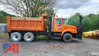 *Lot Updated* 2000 Volvo WGM Dump Truck with Plows & Sander