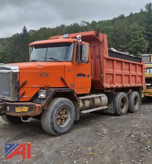 1991 White ACL Dump Truck