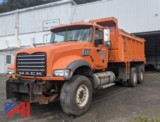 2007 Mack CTP Dump Truck & Plows