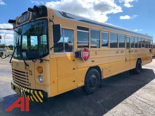 2011 Blue Bird All American/All Canadian D3FE School Bus