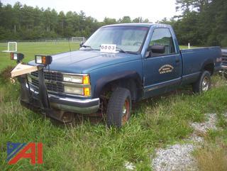 1992 Chevy 2500 Pickup