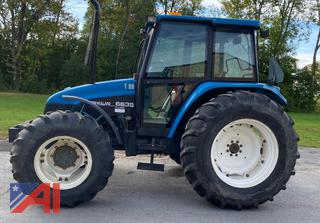 1998 New Holland 6635DT Tractor