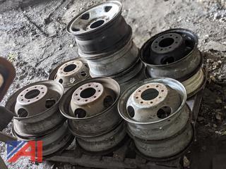 Light Truck Tire Rims