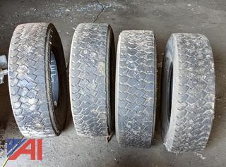 LT265/70R17  BF Goodrich Rugged Trail T/A Tires