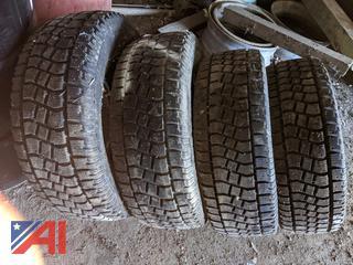 245/65R17 M+S Avalanche X-Treme Tires