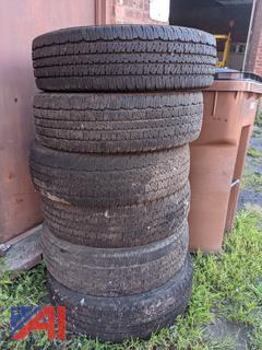 LT245/75R17  Transforce HT Tires
