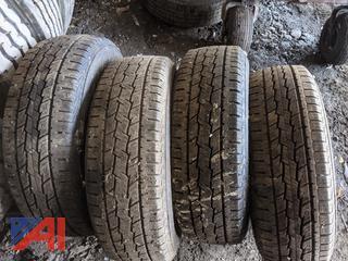 LT245/75R17  General Grabber HTS Tires