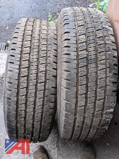 LT245/75R16 Hankook Dynapro AS Tires