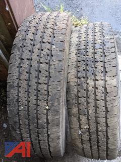 LT235/85R16 Firestone Transforce HT Tires