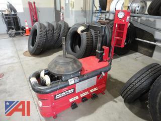 Hunter TC2000 Tire Changer