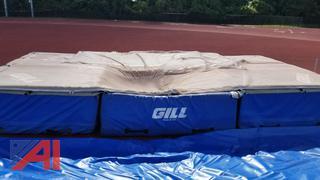 Gill Regulation High Jump Pit