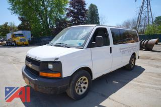 2010 Chevy Express 1500 LS Van
