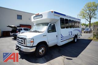 2011 Ford E450 Phoenix Wheelchair Shuttle Bus/360