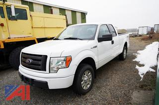 2011 Ford F150 STX Extended Cab Pickup Truck