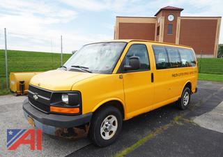 2003 Chevy Express 1500 Passenger Van/40