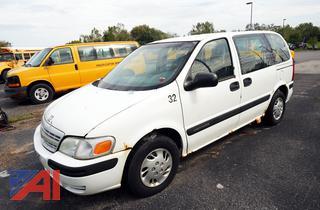 2001 Chevy Venture Mini Passenger Van/32