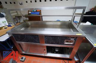 Seco 5' Commercial Refrigerated Station/Cabinet