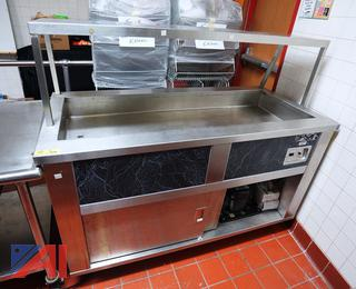 Seco 5' CommercialRefrigerated Station/Cabinet