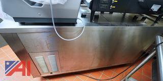 """Seco 65""""L Frozen Food Cabinet"""